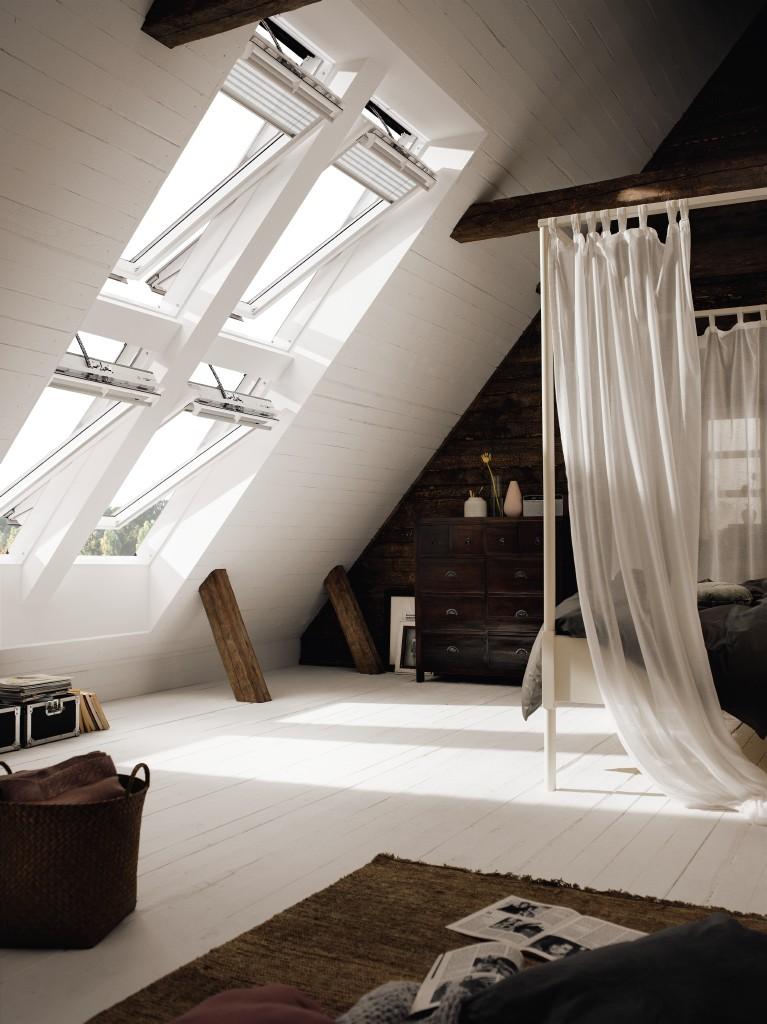 Velux Schlafzimmer