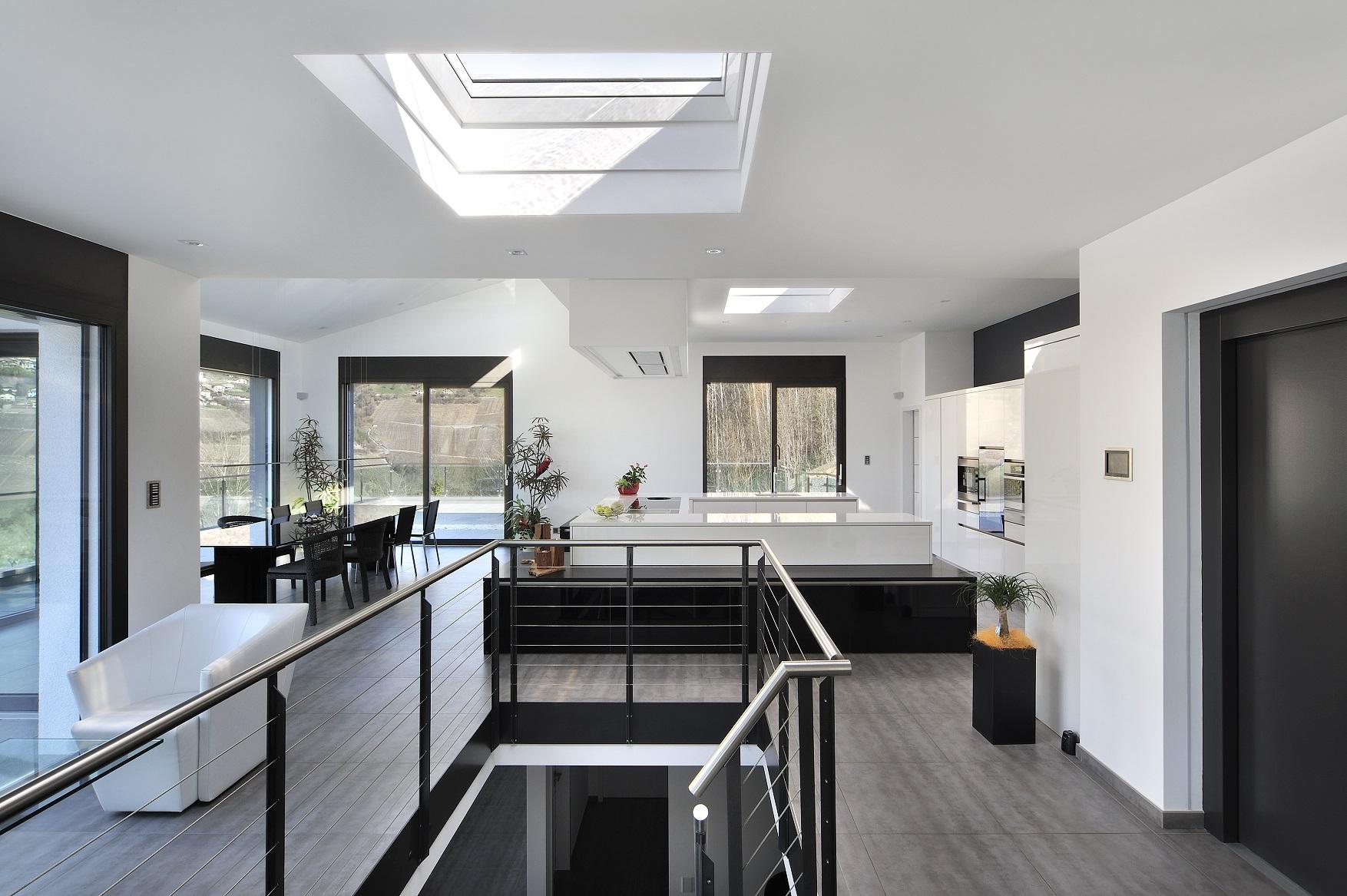 Bert-Flachdachfenster