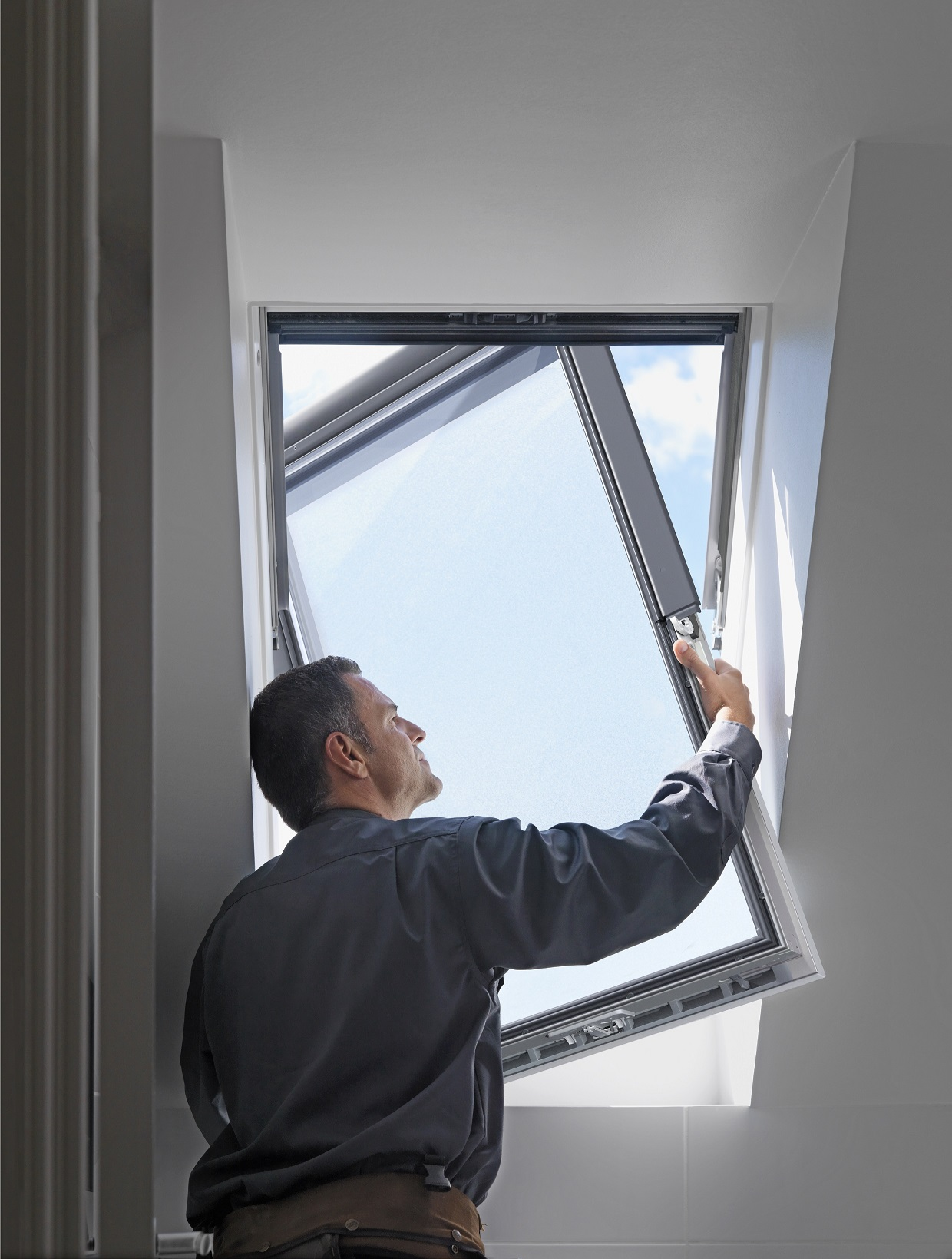 Bert Dachfenster Karriere